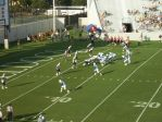 The Citadel offense vs. Charleston Southern