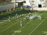The Citadel offense vs. CSU