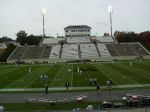 Home side, Gibbs Stadium (pregame)