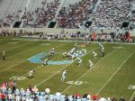 The Citadel defense vs. Western Carolina