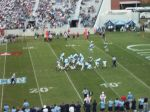 Touchdown for The Citadel