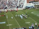 Field goal for The Citadel