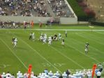 The Citadel defense vs. Wofford