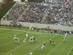 The Citadel offense vs. Wofford