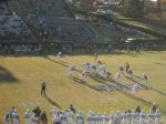 The Citadel offense vs. Furman