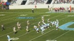 The Citadel offense vs. Elon