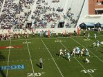 The Citadel defense vs. Elon