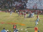 The Citadel offense vs. VMI