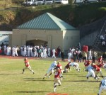 The Citadel defense vs. VMI