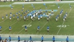 Burke High School marching band