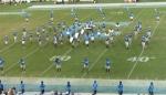 Burke High School marching band