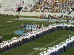 The Citadel wins the toss