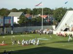 Overtime -- The Citadel offense
