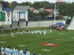 Touchdown Bulldogs!