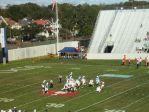Field goal attempt -- VMI