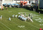 Field goal attempt -- The Citadel