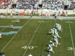 Kickoff after the TD
