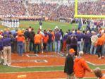 Crowded field