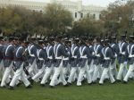 Corps Day Parade