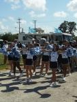 Cheerleaders ahoy!