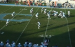 The Citadel D vs C Carolina