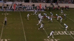 The Citadel defense versus C. Carolina U.