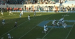 The Citadel defense versus Coastal Carolina