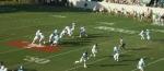 The Citadel defense vs C. Carolina