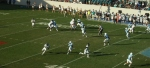 The Citadel defense vs. Chanticleers