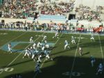 The Citadel defense vs. Coastal Carolina