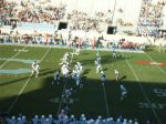The Citadel defense vs Coastal Carolina
