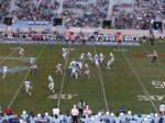 The Citadel O versus C. Carolina