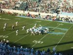 The Citadel O vs. Chanticleers