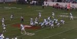 The Citadel offense versus C Carolina U