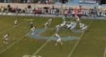 The Citadel offense versus C Carolina