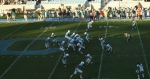 The Citadel offense versus Coastal Carolina