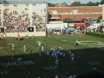 The Citadel offense vs. CCU
