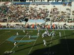 The Citadel offense vs. Coastal Carolina