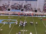 The Citadel D -- first quarter