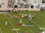 The Citadel defense - 1st quarter