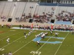 The Citadel defense - first quarter