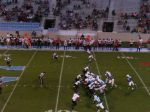 The Citadel offense - 2nd qtr