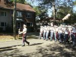Band marchover
