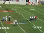 Halftime honorees