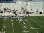 The Citadel D- fourth qtr