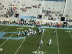 The Citadel D- third qtr