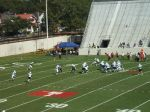 The Citadel defense- 1st qtr
