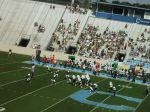 The Citadel defense - 2nd quarter