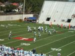 The Citadel defense - 3rd qtr