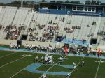 The Citadel defense — 3rd qtr